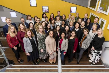 CWIT leaders gather to discuss progress on improving gender diversity in the Irish technology sector