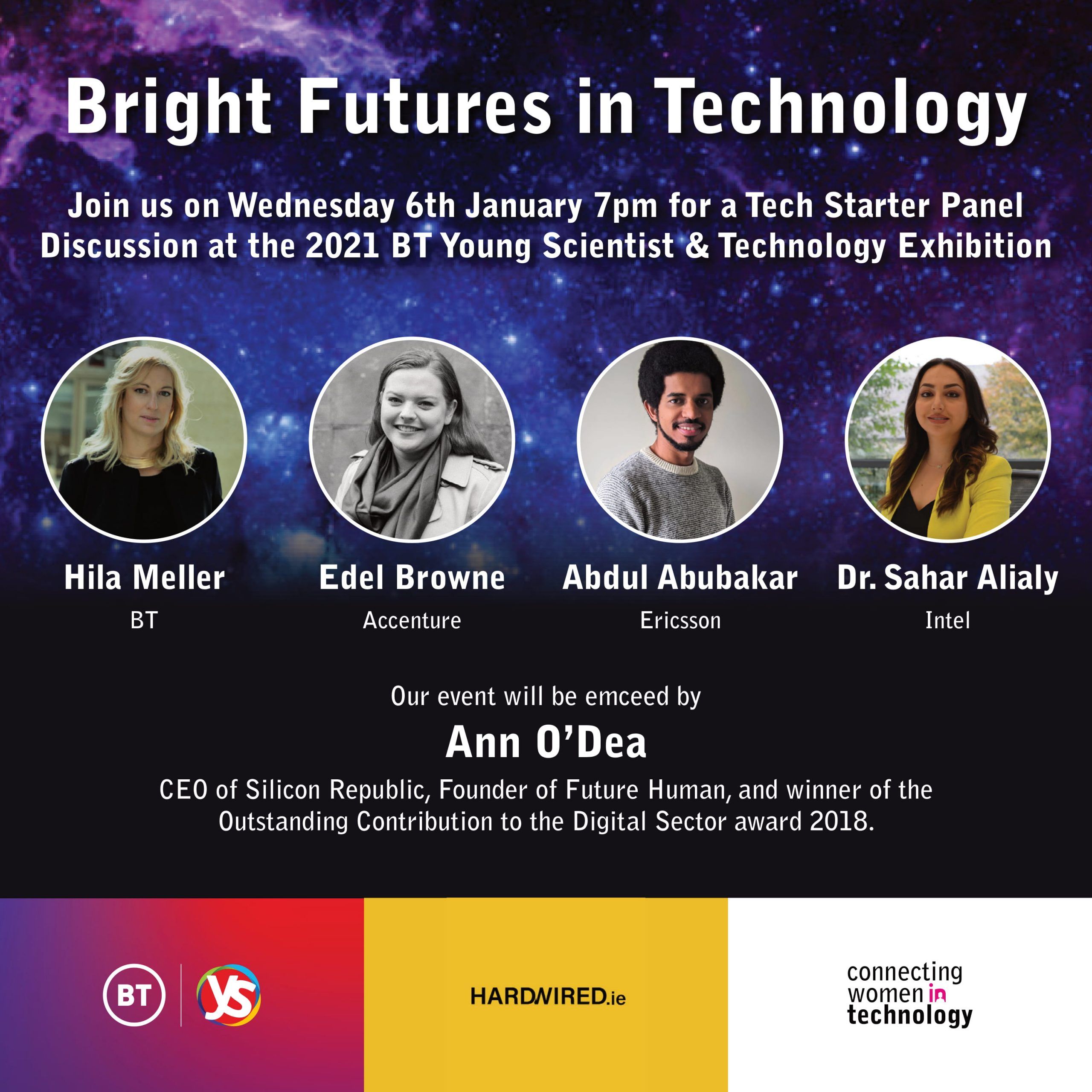 'Tech Starter: Bright Futures in Technology' at the BT Young Scientist & Technology Exhibition 2021