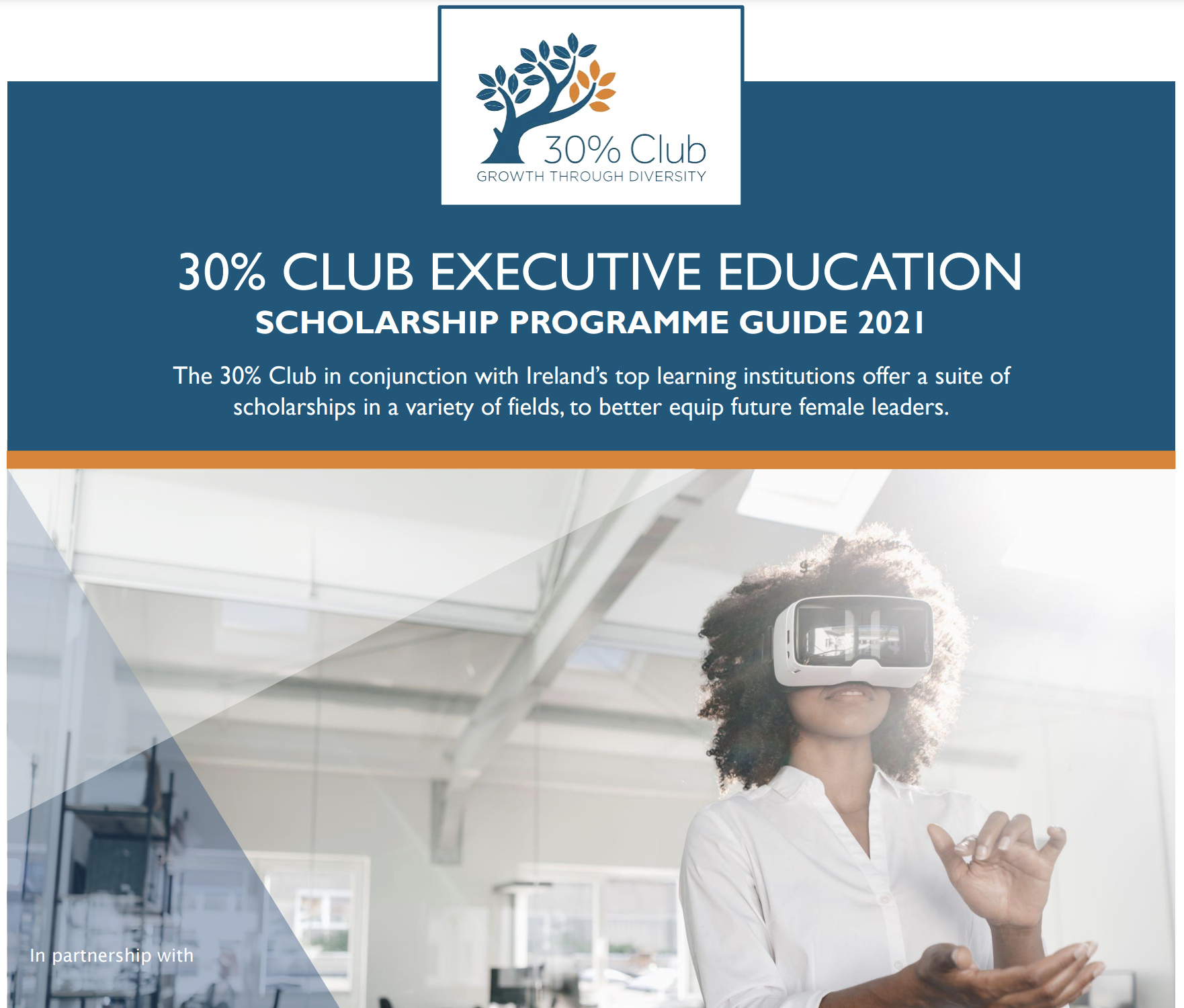 30% Club launches the Executive Education Scholarship Programme
