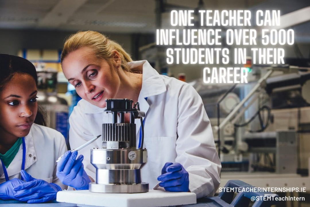 A STInt in the Industry for Teachers